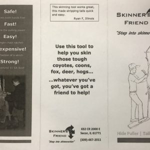 Skinner Friend